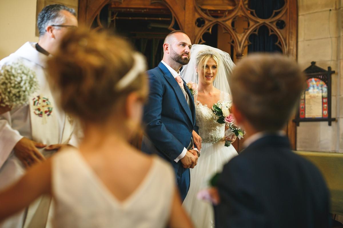 Glenn and catherine wedding