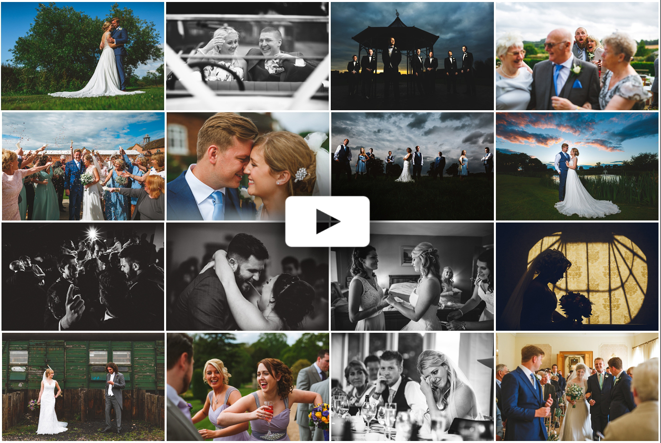 Best of gareth newstead 2016 wedding photography