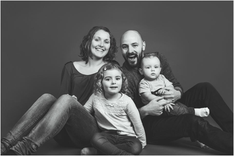 Staffordshire Wedding Photographer Gareth Newstead & family