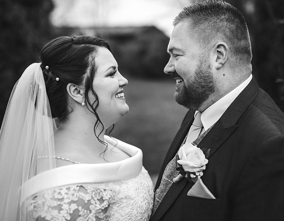 black and white couple mr and mrs newton house barn wedding photography