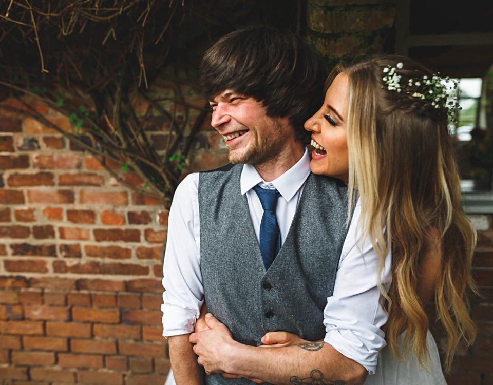 slaters country inn couple portrait boho wedding photography