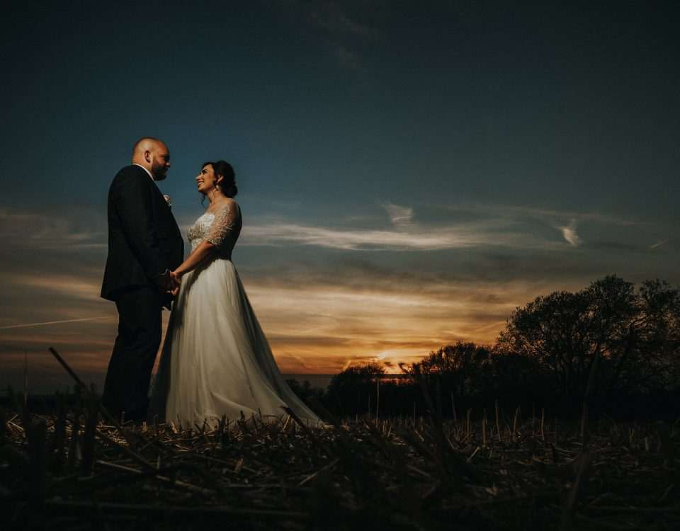 Staffordshire country house wedding