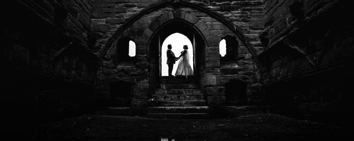 Tutbury castle wedding photographer