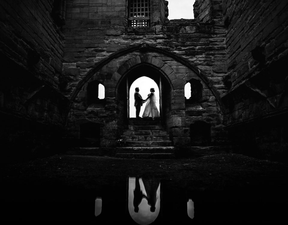 Tutbury castle wedding photographer