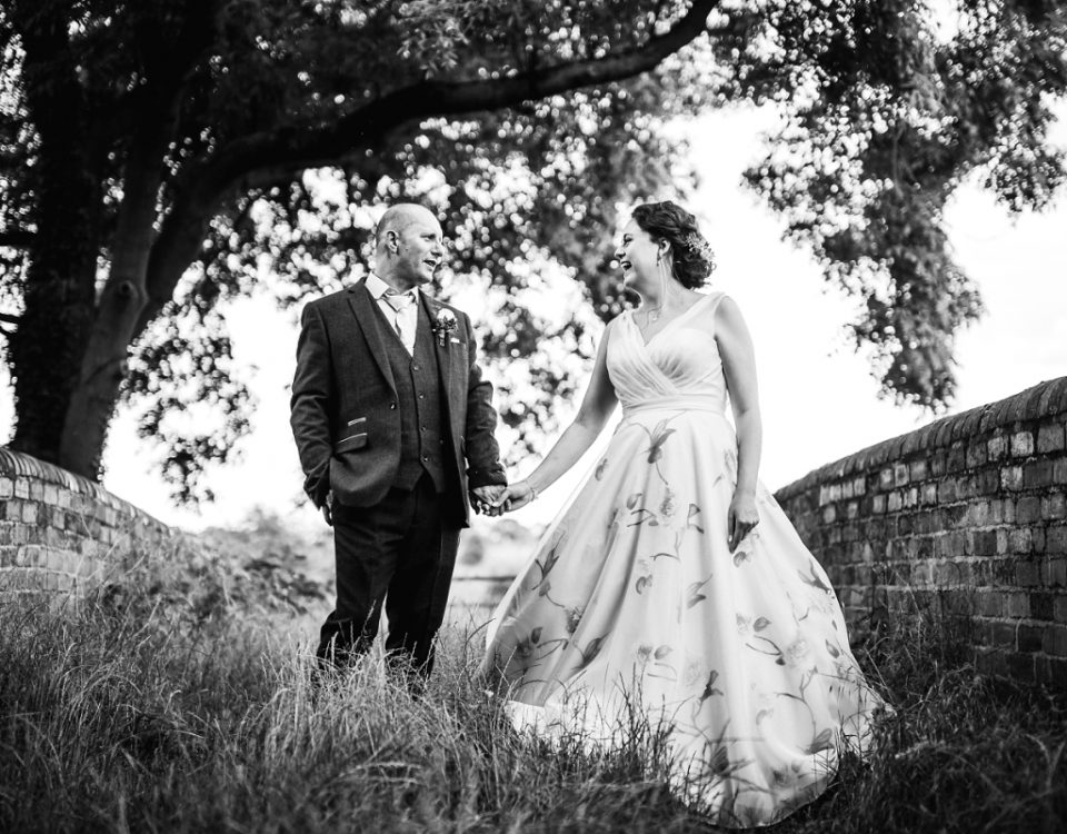 Lower Drayton Farm wedding photography