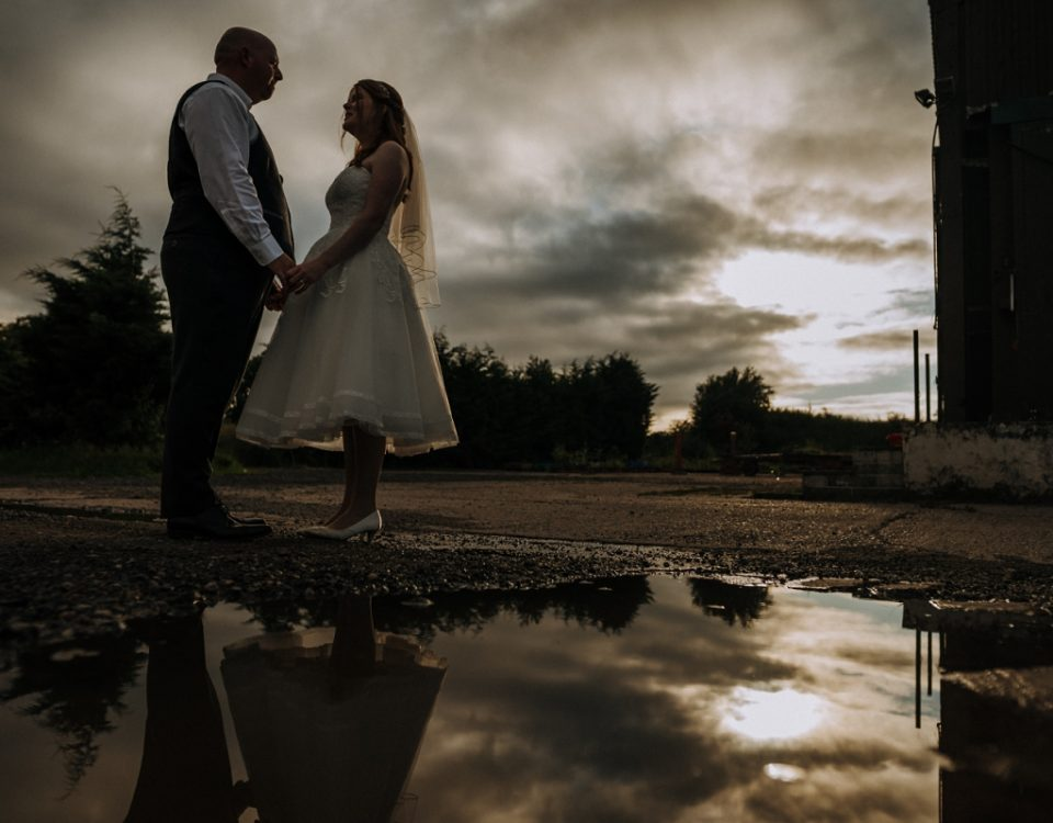 The Cowshed at Woodhall Farm wedding photography
