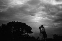 mr and mrs ceilidh wedding photography